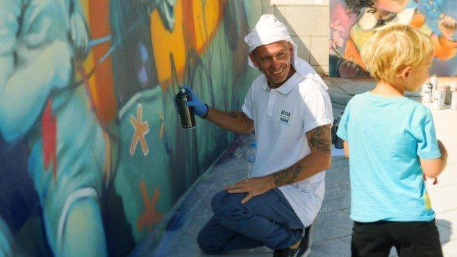 """Nasimo в интервю за Investor.bg: """"Графитите имат място в градската среда"""""""