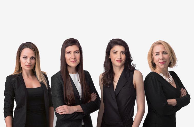 Forbes: Четири дами и един проект