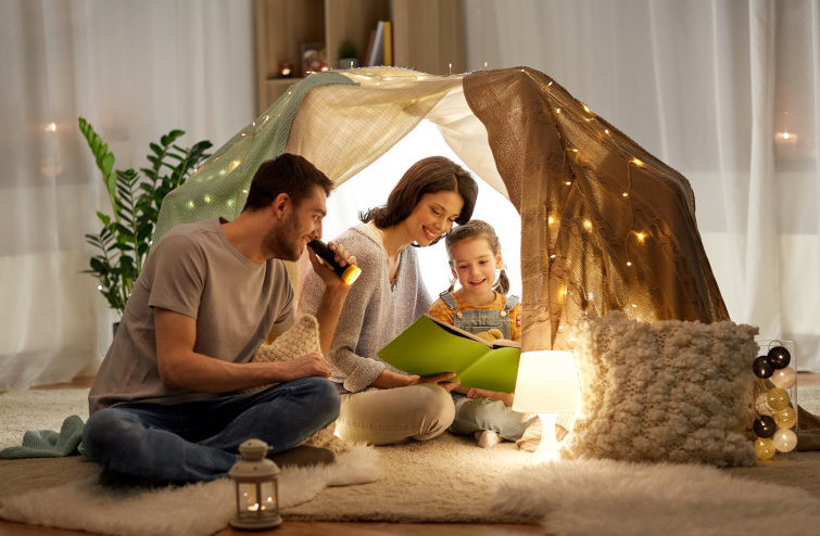 5 wireless ways to spend quality time with your kids