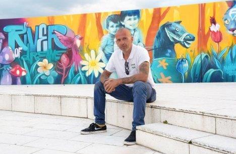 За първи път изложба на графити в Националната художествена галерия