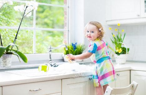 Как да улесним пролетното почистване?