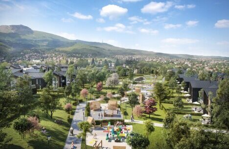 UniCredit Bulbank Will Fund the Construction of RIVER PARK Residential Complex