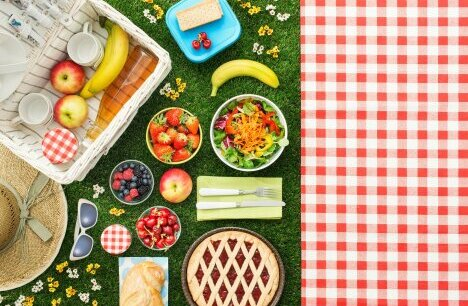 Healthy summer: what to pack for a summer picnic