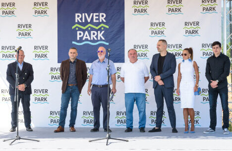 The RIVER PARK residential complex, with an investment of over BGN 160 million, launches construction