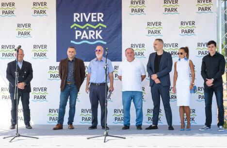 Започва строежът на жилищен комплекс RIVER PARК, чиято инвестиция ще надхвърли 160 милиона лева