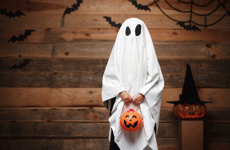 5 Halloween costume ideas to prepare with the kids at home